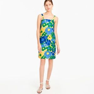 NWT J.Crew Shift in Morning Floral
